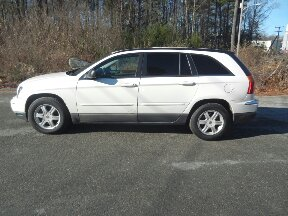2006 Chrysler Pacifica FWD – JCHAuctions com